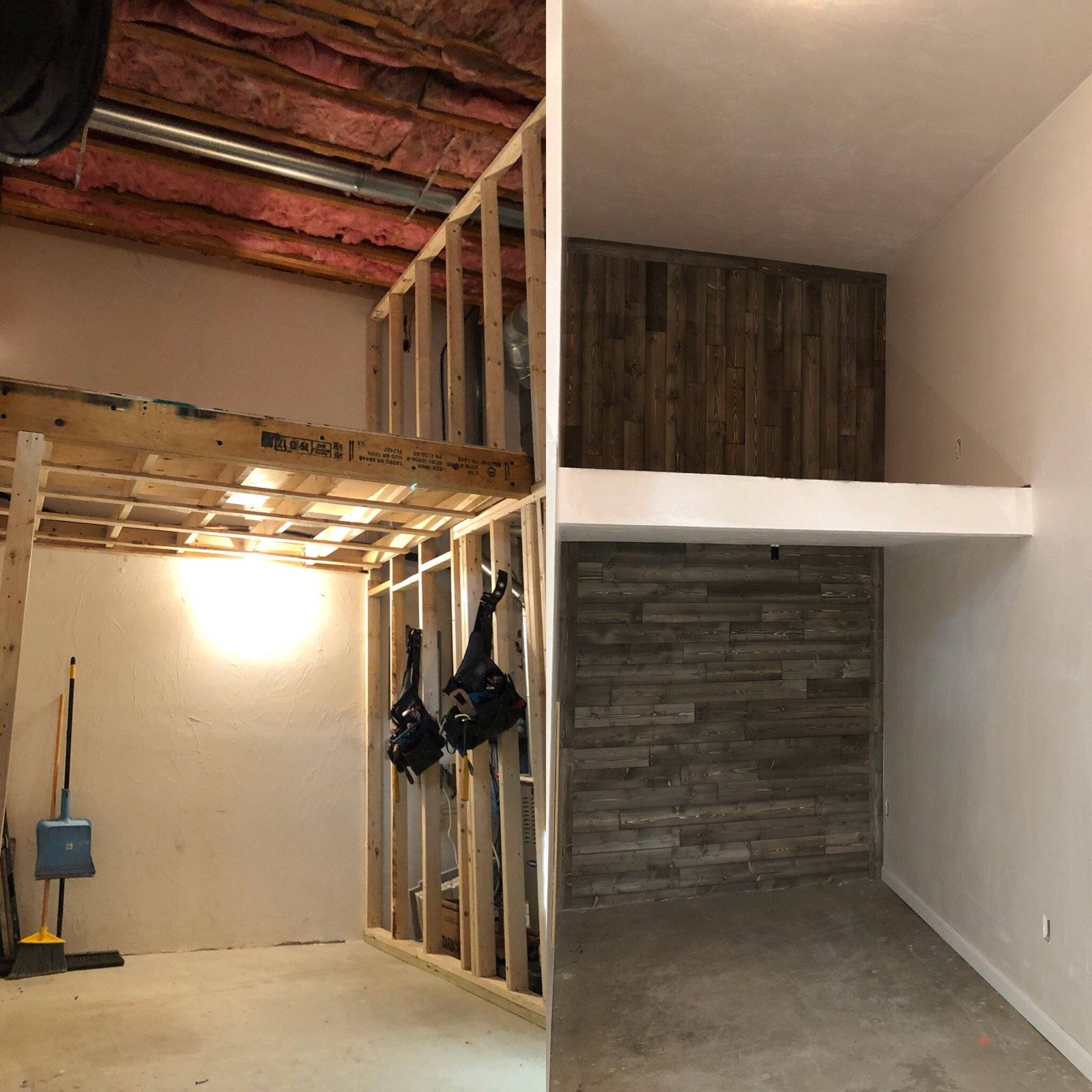 Basement Finishing, Dover MA